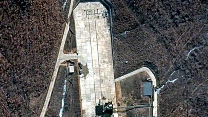 North Korea restoring missile site: South Korean media