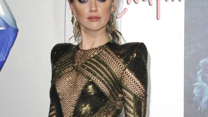 Amber Heard's Religious Parents Couldn't 'Process' Her Bisexuality When She Came Out To Them