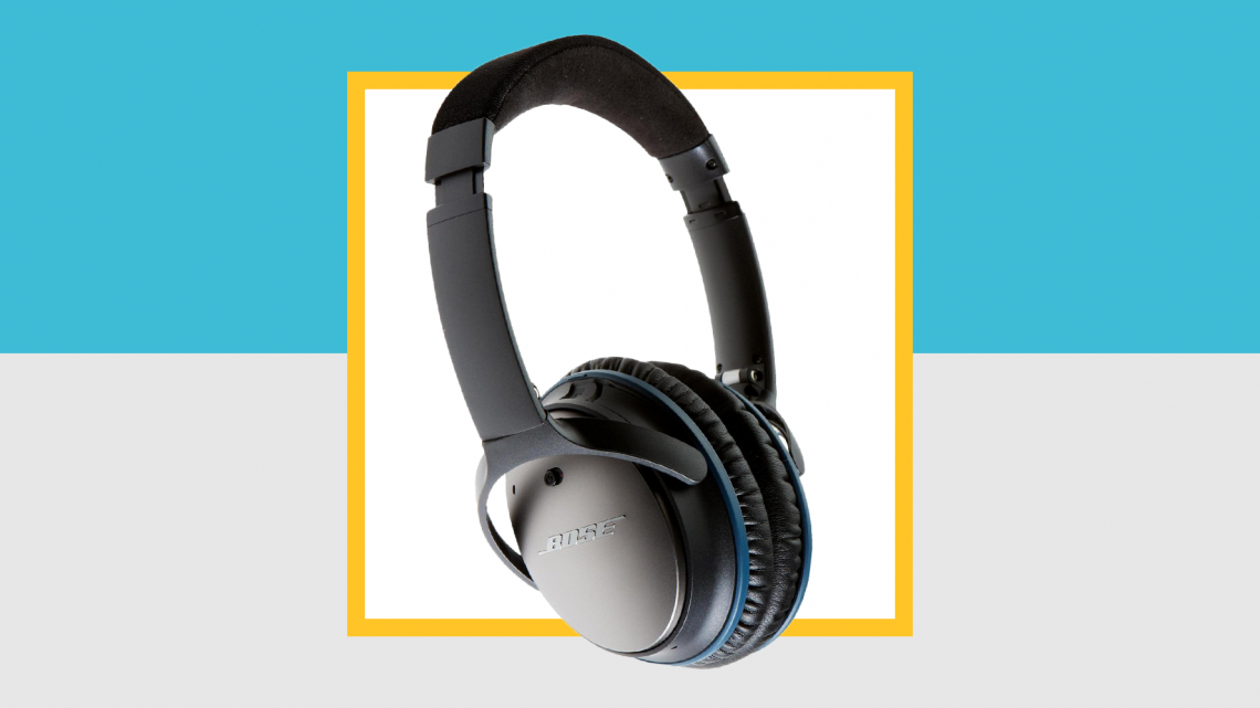 ATTENTION: Bose Noise-Cancelling Headphones Are $177 Off RN
