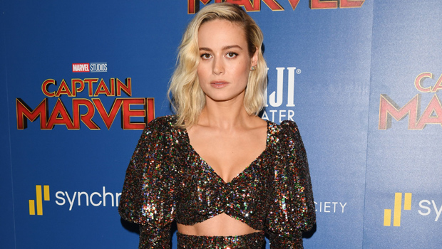 Brie Larson Is Our Instagram Queen Of The Week: 'Captain Marvel' Promo & More
