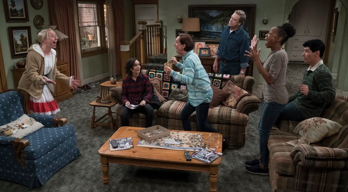 Dan, Jackie, Darlene, and the Rest of The Conners Will Return in Season 2