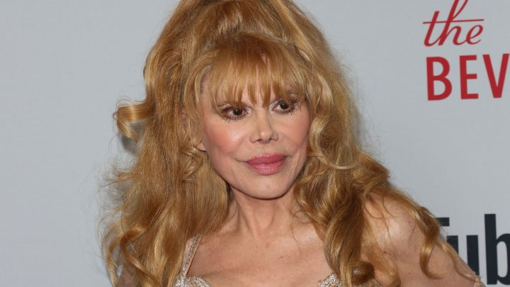 Charo thanks fans in emotional video after her husband's death