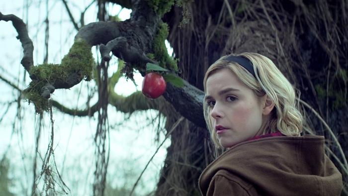 TV News Roundup: Netflix Drops 'The Chilling Adventures of Sabrina: Part 2' Trailer (Watch)