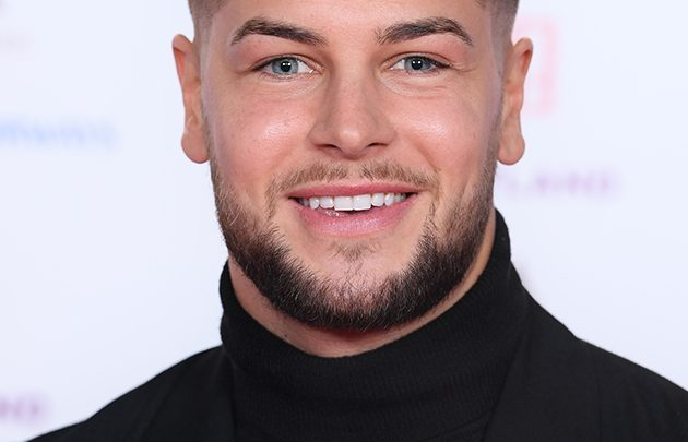 Chris Hughes opens up about 'norma' Jesy Nelson relationship
