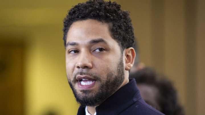 Trump says FBI and Justice Department will look into Jussie Smollett case