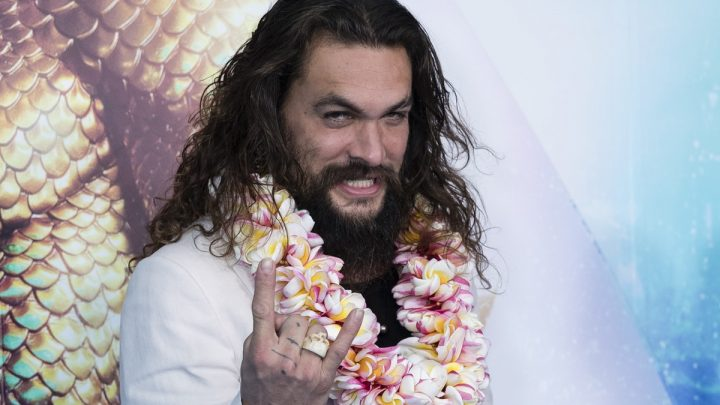 Jason Momoa Took This Totally Gross, But Perfect, Prop From The 'Game Of Thrones' Set