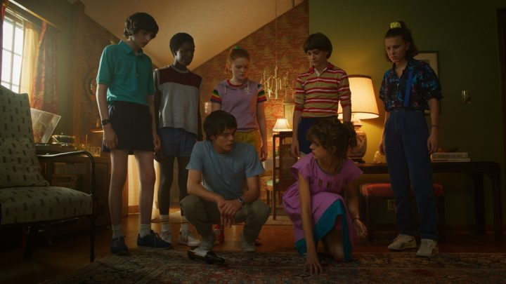 The First 'Stranger Things 3' Trailer Just Revealed A Totally New (And Terrifying!) Monster