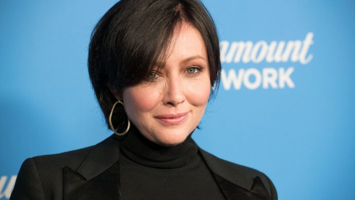 Shannen Doherty Paid Tribute To Luke Perry On Instagram With Some Truly Beautiful Photos