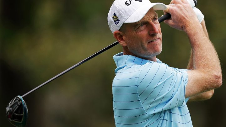 Jim Furyk an unlikely contender at Players Championship