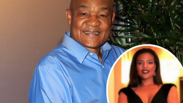 George Foreman Pays Tribute To Daughter Freeda Following Her Sudden Death At Only 42
