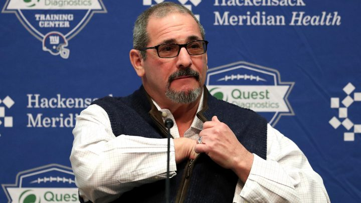 Dave Gettleman wants a trust he hasn't come close to earning