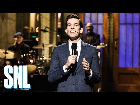 John Mulaney Hosts A Particularly Funny 'SNL' Episode — See ALL The Skits & Videos HERE