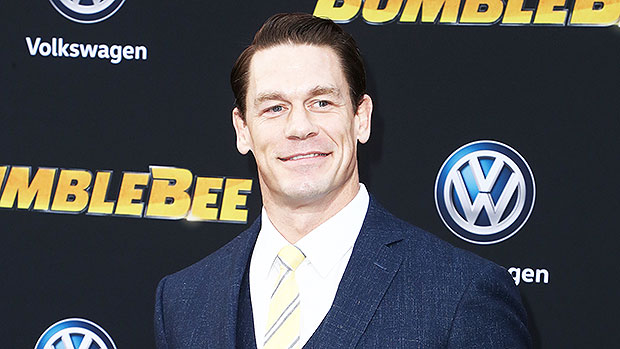 John Cena Spotted On Cuddly Date With Mystery Woman In Vancouver — See Pic