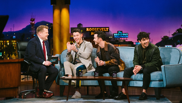 Nick Jonas Disses Kevin Hart As His 'Least Likable' 'Jumanji' Co-Star On 'The Late Late Show'