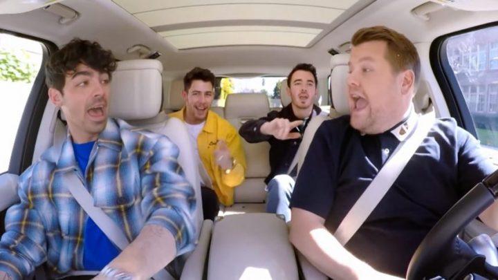 The Jonas Brothers Take A Lie Detector Test On 'Carpool Karaoke'! WATCH!