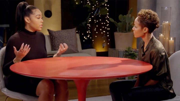 Jada Pinkett Smith Empathizes with Jordyn Woods: 'It's Easy to Target Black Women'