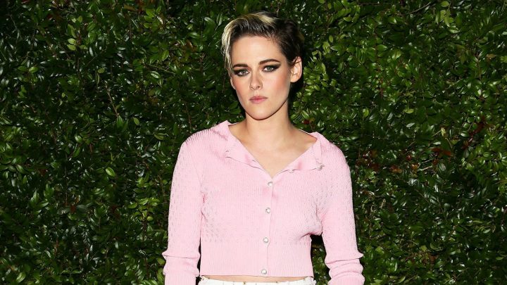 How to Wear Pink This Spring, According to Kristen Stewart's Stylist