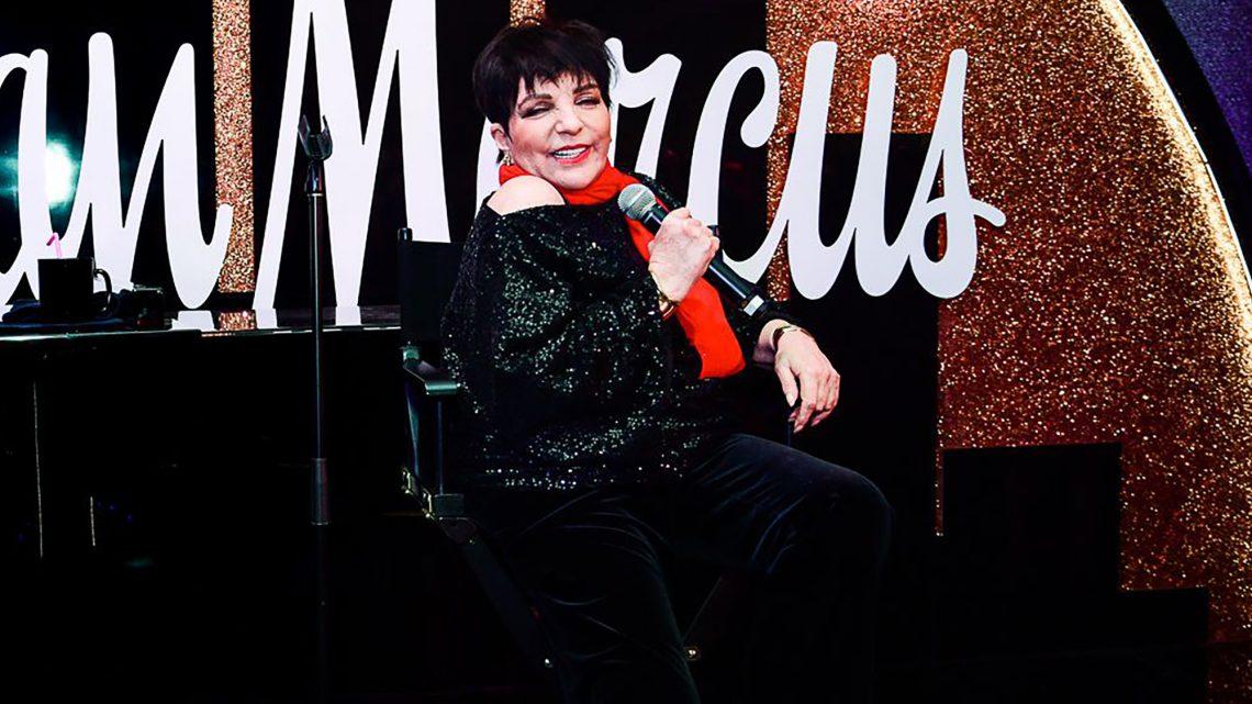 Liza Minnelli headlines Hudson Yards' VIP preview