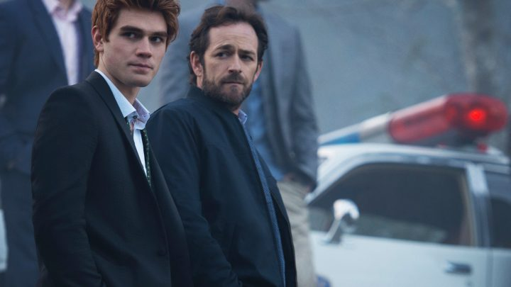 Riverdale Shuts Down Production After Luke Perry's Death: 'We Are Deeply Saddened'