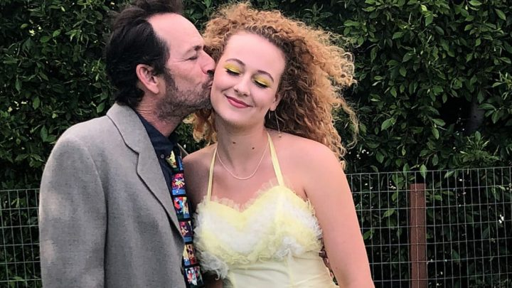 Luke Perry's Daughter Sophie Says She's Been Attacked by Online Trolls Since Father's Death
