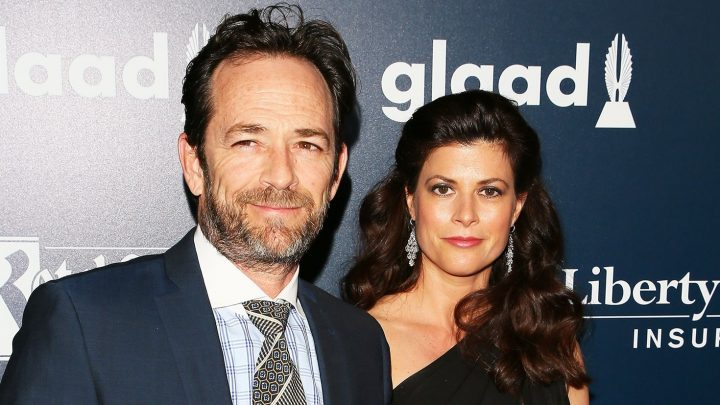 Luke Perry and Fiancee Wendy Madison Bauer Were Set to Wed in August