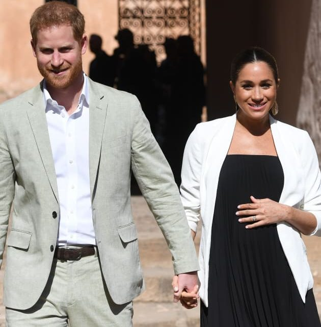 Meghan Markle: Did She Just Reveal Her Due Date?!