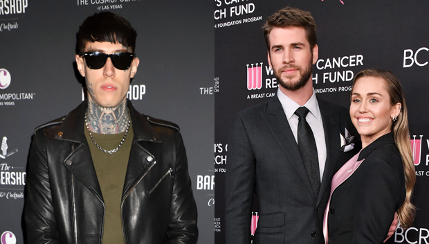 Miley Cyrus' Brother Trace Reveals If She & Liam Hemsworth Are Planning To Have Kids Soon