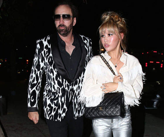 Nicolas Cage Is Probably Going To Give Marriage A Fourth Try