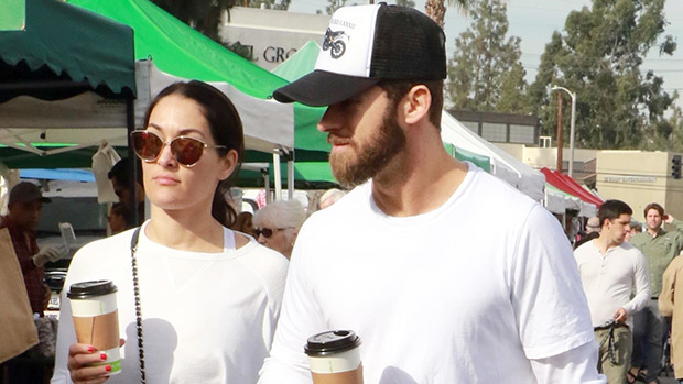 Nikki Bella Kisses New BF Artem Chigvintsev On Lunch Date In LA — See Pic