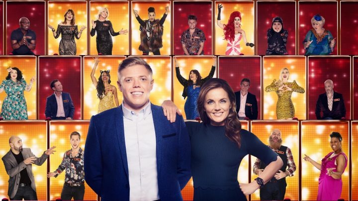 What time does All Together Now series 2 start tonight and who's hosting?