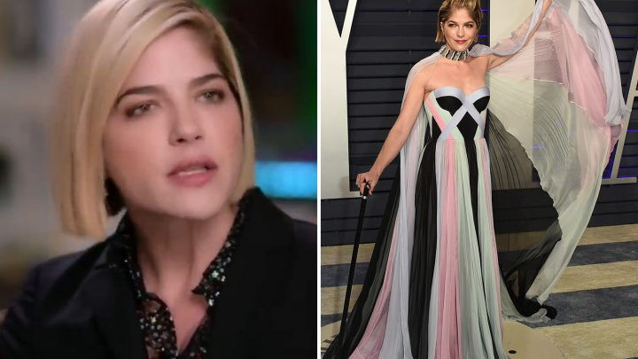Brave Selma Blair battles MS and gives first interview after diagnosis