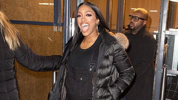 Porsha Williams Was 'Nervous' To Give Birth To Baby PJ — But She's 'Excited To Officially Be A Mom