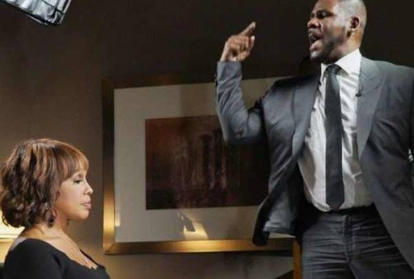 Here's How Gayle King Really Felt During That R. Kelly Interview