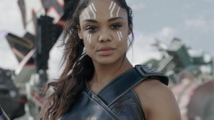 Tessa Thompson Confirmed for 'Avengers: Endgame,' Weighs In on Valkyrie-Captain Marvel Fan Buzz