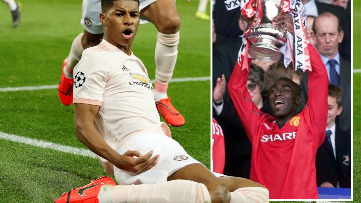 Man Utd finally has right set-up for Rashford to become world-class, says Cole as he urges star to snub transfer to Real Madrid or Barcelona