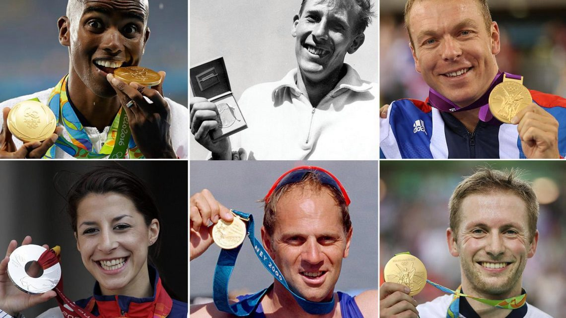 A very Olympic birthday! With a total of 32 medals, you're in the company of the likes of Mo Farah, Steve Redgrave and Jason Kenny if you're born on March 23