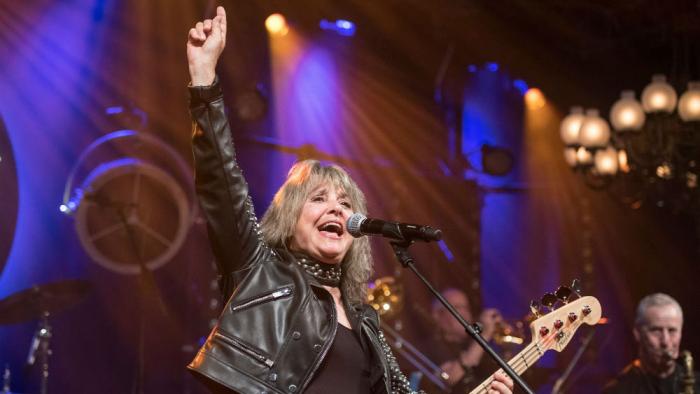 Suzi Quatro on Being a Pioneering Female Rocker: 'Women Have Balls!'