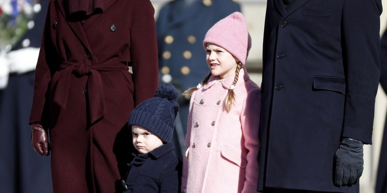 Sweden's Tiny, Grumpy Prince Is A Whole Mood