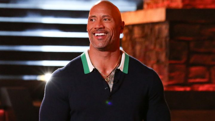 Extreme Nice Guy Dwayne 'The Rock' Johnson Is Buying a House for His Dad