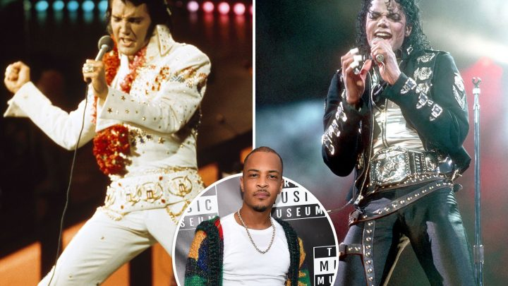 Michael Jackson Leaving Neverland documentary is RACIST and sets out to 'destroy a black legend', rapper T.I claims in sensational outburst