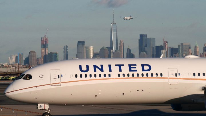 United Airlines becomes first airline to add non-binary gender booking options