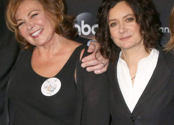 Roseanne Barr Blames Sara Gilbert For Ruining Her Life And Career