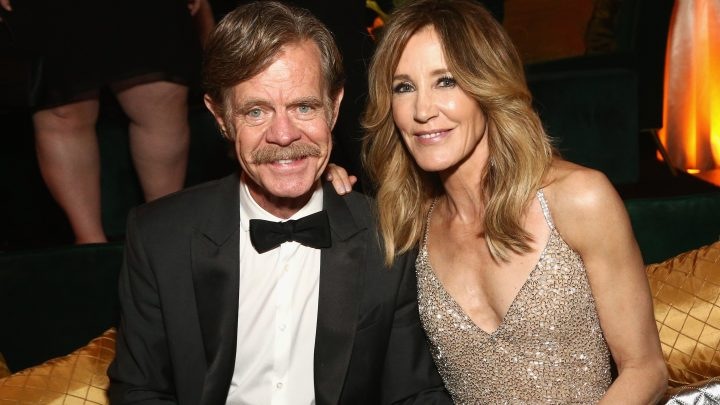 William H. Macy recently discussed 'stressful' college application process