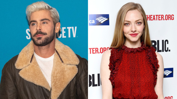 Zac Efron, Amanda Seyfried Join Animated Scooby-Doo Film as Fred and Daphne