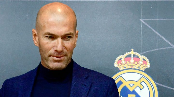 Opinion: Soccer giant Real Madrid wise to bring back Zinedine Zidane