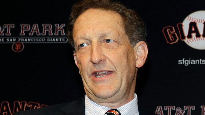 SF Giants CEO won't face charges for altercation with wife caught on video, authorities say