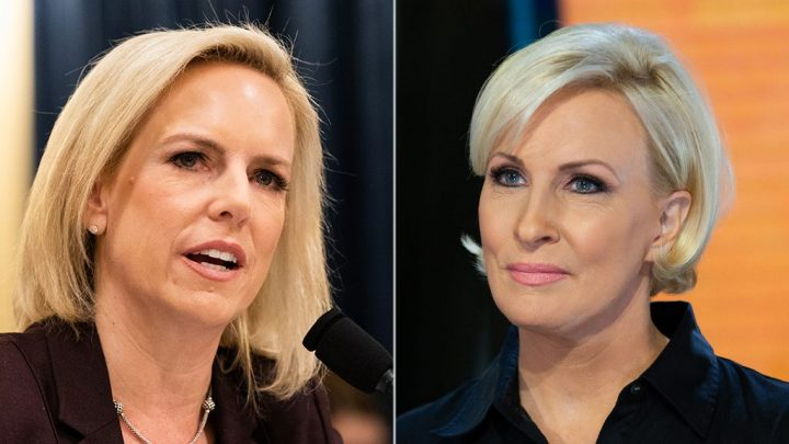 MSNBC host Mika Brzezinski attacks Sec. Kirstjen Nielsen over Trump border policies