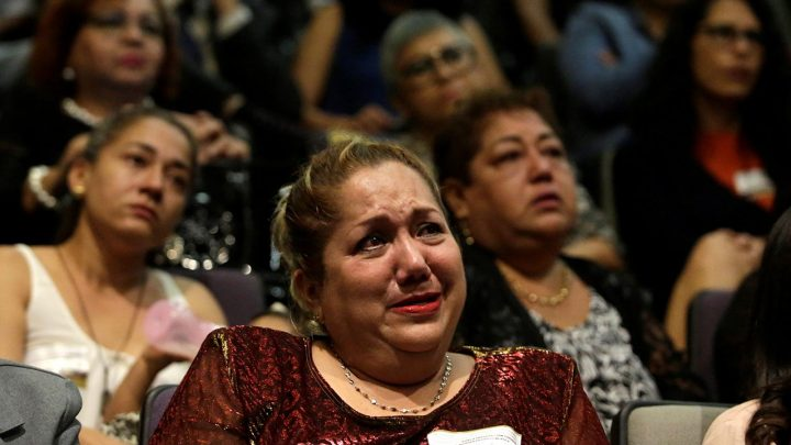 Mexican government apologizes for deaths after police handed youths over to ruthless drug gang