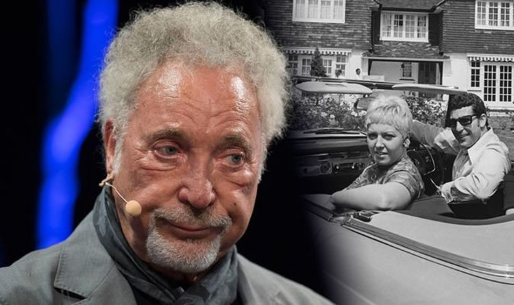Tom Jones wife: Singer on Linda's FURY after affair story 'I stood there and took it'