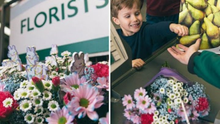 Morrisons launch kid friendly 'pocket money' flower bouquet for Mother's day